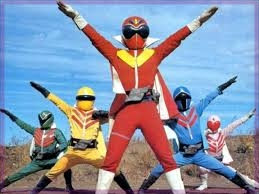 5カラーレンジャー